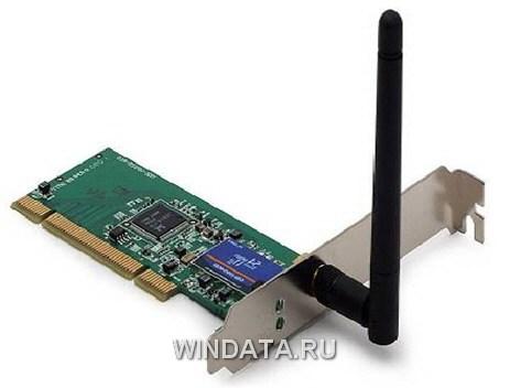 PCI Wi-Fi