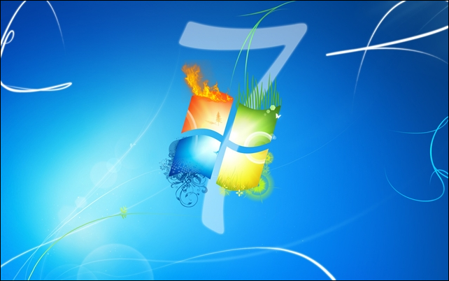 обои windows 7 3