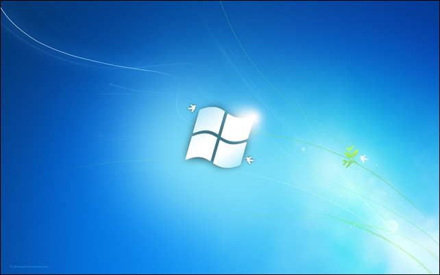 обои windows 7 14