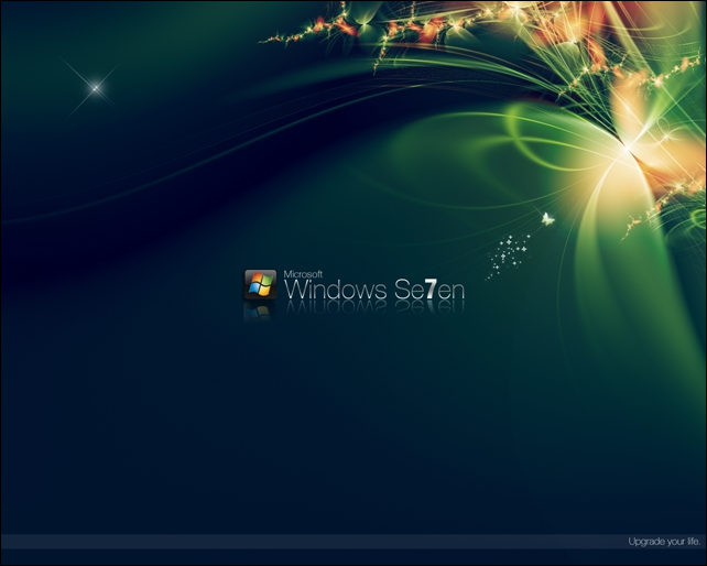 обои windows 7 16