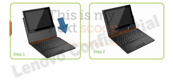 ThinkPad Slate док-станция