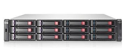HP StorageWorks P2000