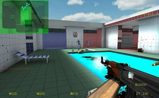 Android Counter Strike