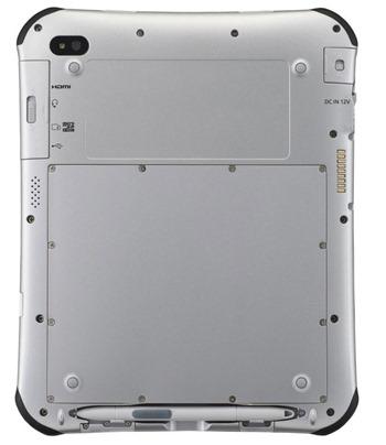 Panasonic ToughPad сзади