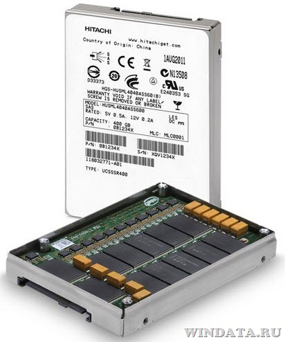 Hitachi SSD Ultrastar