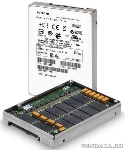 Hitachi SSD Ultrastar