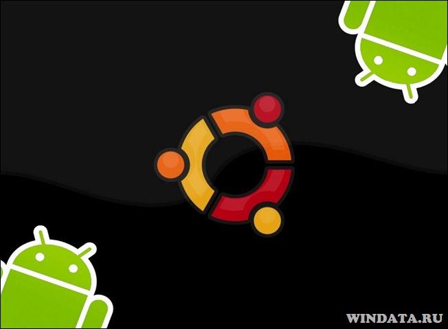 ubuntu android