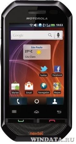 Motorola Destino i867