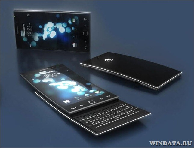 BlackBerry Blade