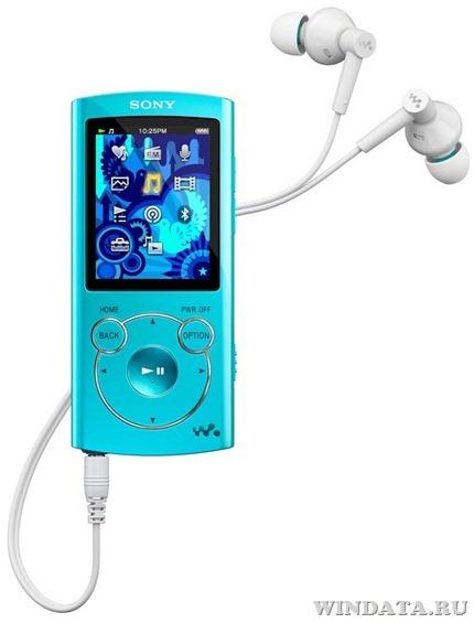 Sony WALKMAN NWZ-S763BT