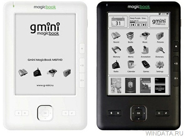 Gmini Flexible E-Ink
