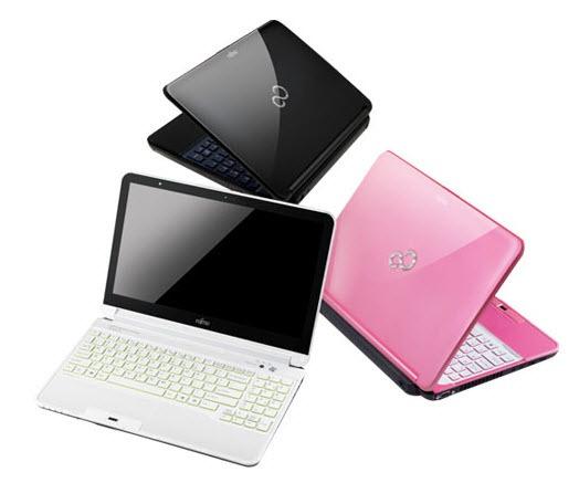 Ноутбук Fujitsu LifeBook LH772 с Ivy Bridge
