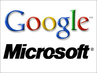 Google и Microsoft