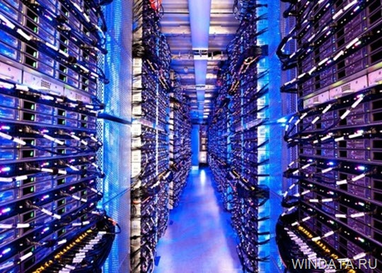 Masterhost data center