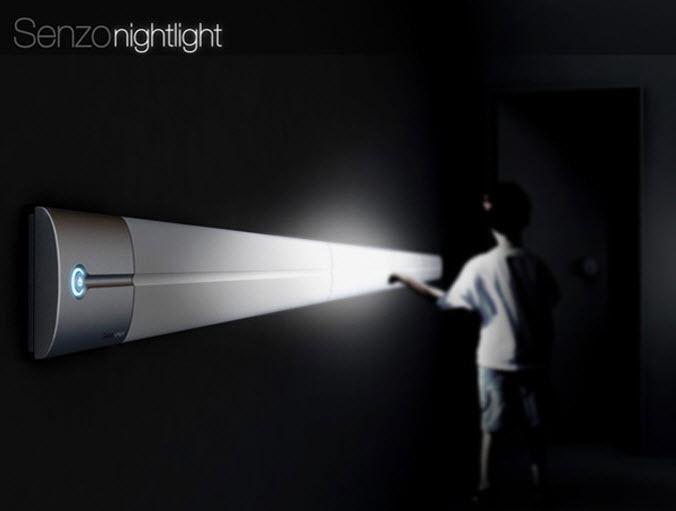 сенсорное ночное освещение