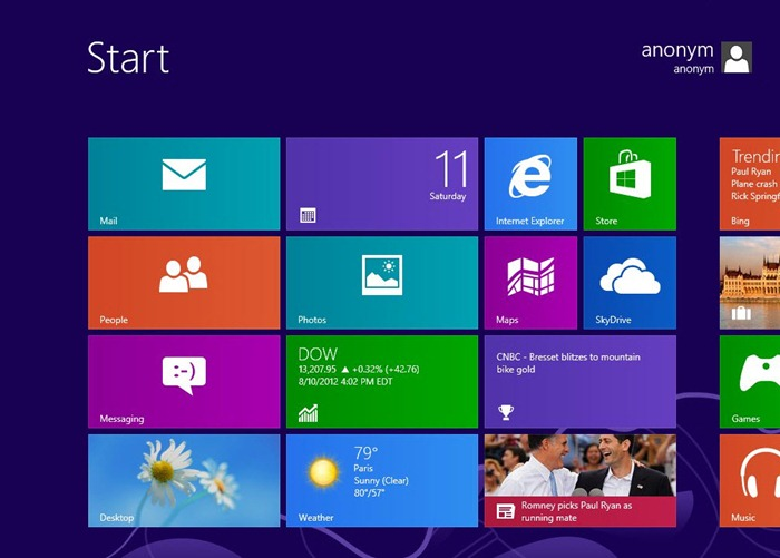 amd windows 8