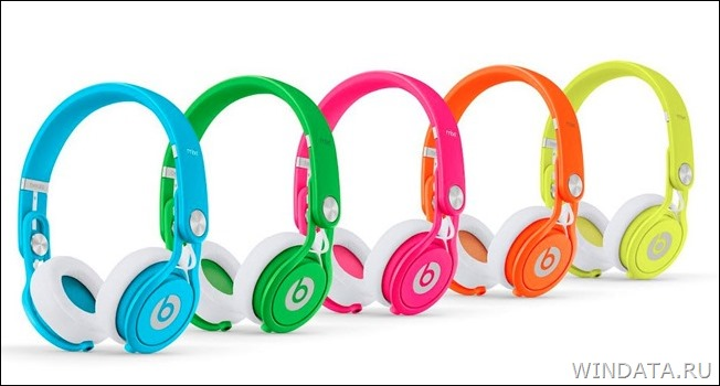 Beats by Dre Neon Pack