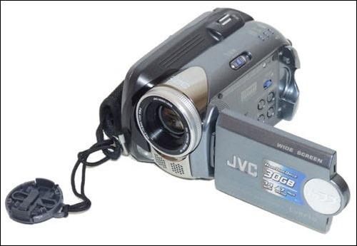 ремонт видеокамеры JVC